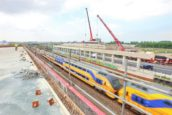 ProRail: 7300 kilometer spoor bijna vol, bijbouwen weinig zinvol