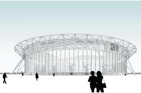 'Knip tussen dak en tribunes maakt stadions goedkoper'