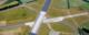 Stock landingsbaan vliegbasis twenthe 80x32
