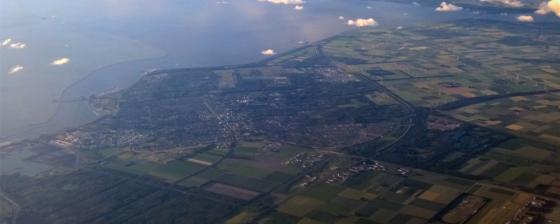 BAM gaat zonnepark bij Lelystad installeren