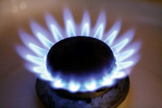 Aardgas weg voor warmte
