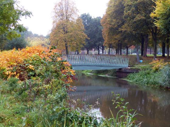 Brug van biocomposiet in Eindhoven