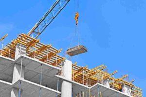Winsten bouwbedrijven blijven achter