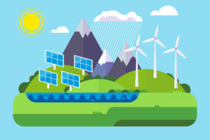 Salderingsregeling zonnepaneel verdwijnt: sober alternatief ook voor windmolens