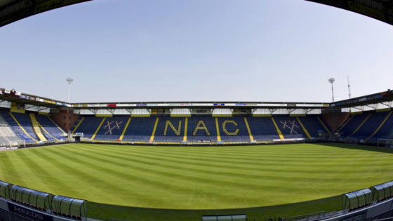 Breda nalatig bij onderhoud stadion