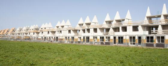 Van Wanrooij Bouw mag 529 huizen bouwen