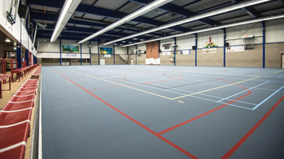 RAU ontwerpt sporthal Zeeburg