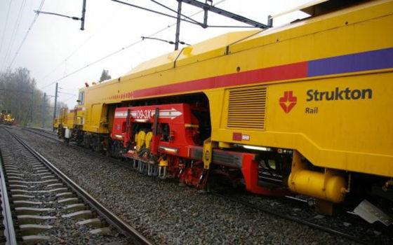 Strukton Rail neemt belang in Dual Inventive