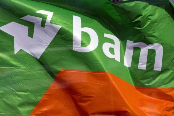 BAM houdt schamele 12,5 miljoen euro over onder de streep