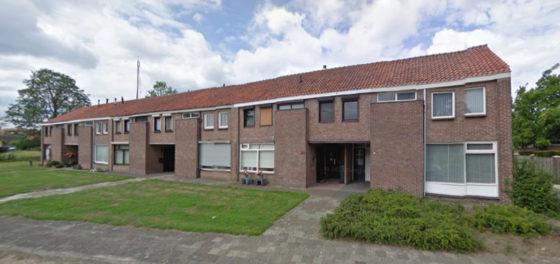 Woningbouwvereniging splitst eengezinswoningen