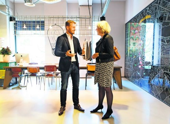 Interview: 'Goede mogelijkheid om dicht bij huis te investeren'