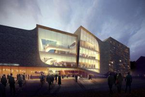 Theater Den Bosch te duur, nieuw plan in de maak