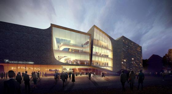 Bouwers kunnen theater Den Bosch niet voor 55 miljoen bouwen
