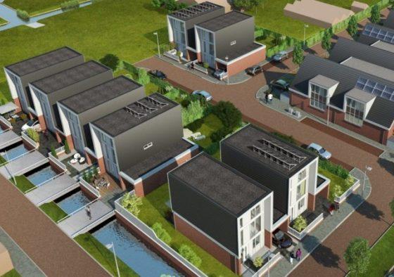 Timpaan bouwt tweehonderd huizen