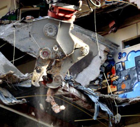 Demarec toont op TKD Dedicated Demolition Line