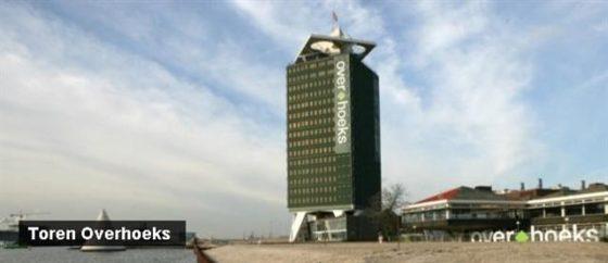 Toren Overhoeks in Amsterdam te koop