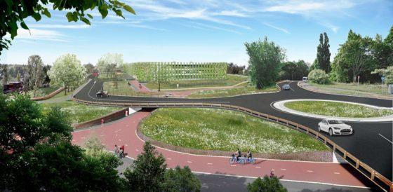 Ballast Nedam bouwt transferium in Den Bosch voor kleine 15 miljoen