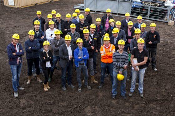 Experiment: Trebbe bouwt woning binnen 20 werkdagen