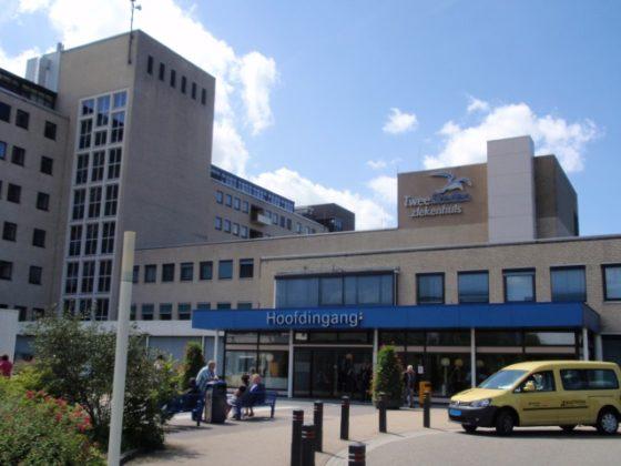 Ziekenhuizen niet waterdicht