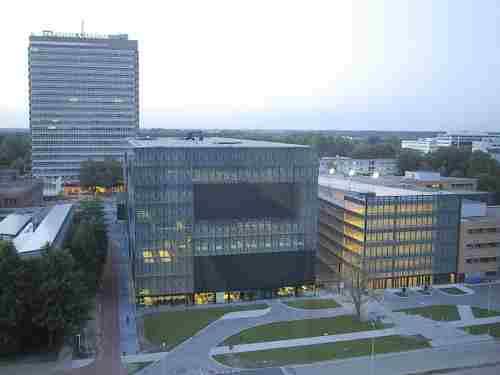 Eerste laboratoriumgebouw met hoogst haalbare Breeam-NL-score