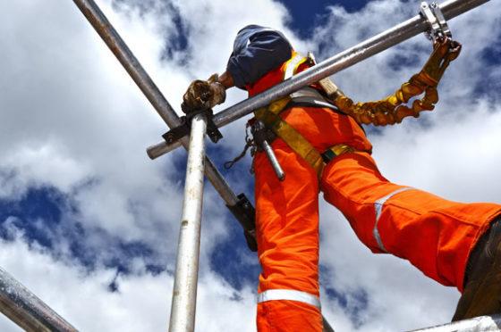 Veilig werken in de bouw: dit is hoe de veiligheid ervoor staat