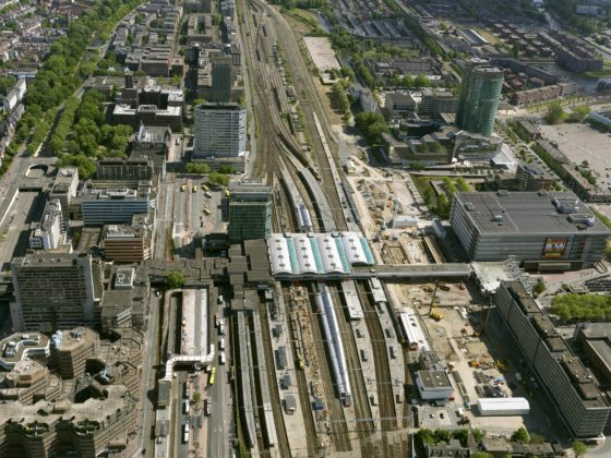 Utrecht Centraal officieel geopend
