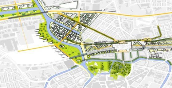 Koerswijziging voor ontwikkeling stadsdeel Via Breda