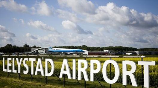 Nieuwbouw polder doorkruist door vluchtroutes