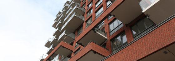 Van der Vorm en Heembouw bouwen derde woontoren Delft