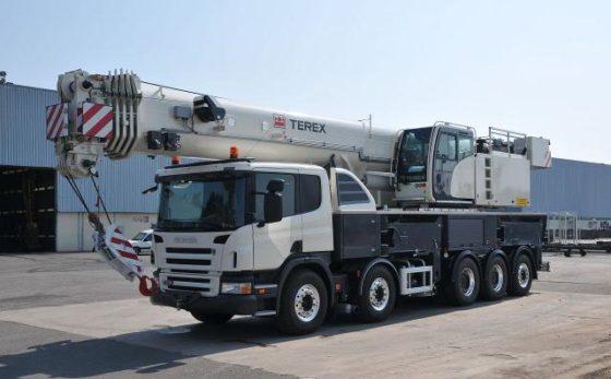 Terex bouwt Roadmaster-8000