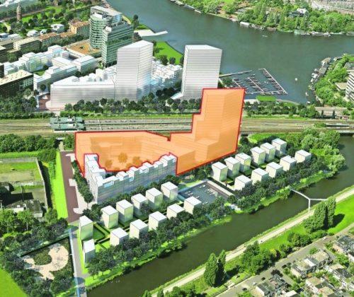 Vorm bouwt driehonderd woningen Amstelkwartier