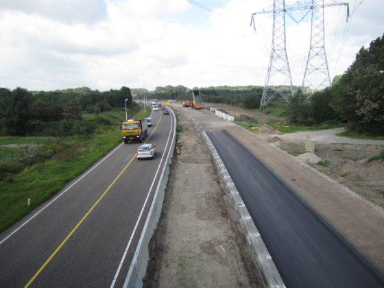 Orderportefeuille wegenbouw groeit