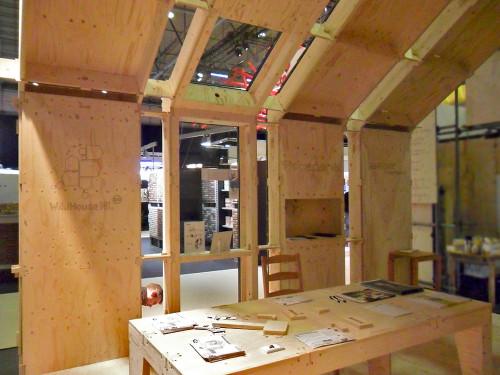 Wiki-huis in Londen krijgt verdieping