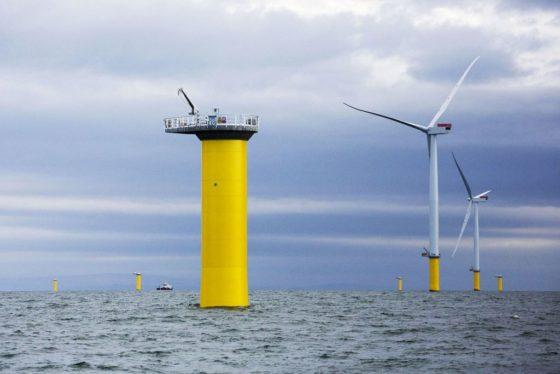 Boskalis bouwt mee aan windpark Hornsea One