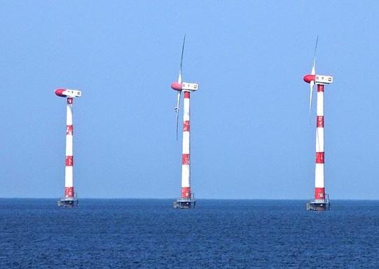 Onduidelijkheid over plek windmolens voor de kust