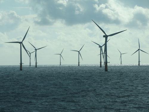 Offshore windpark op 12 mijl nauwelijks van invloed op kust