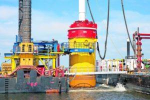Van Oord neemt offshore-aannemer over vanwege energietransitie