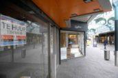 Winkel-leegstand hardnekkig in middelgrote steden