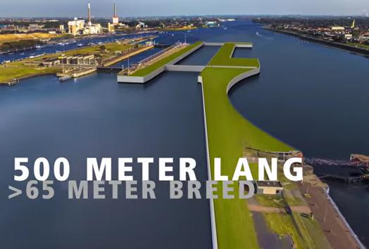Investeringsfonds DIF smeermiddel zeesluis IJmuiden