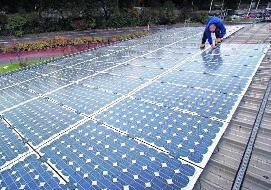 Forse banengroei door energietransitie, vooral door zonne-energie