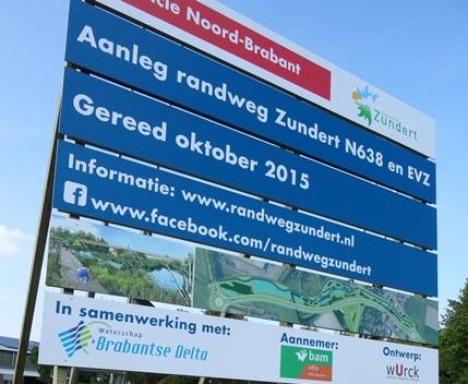 Rondweg Zundert moet Brabants dorp ontlasten