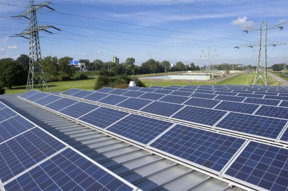 Ook opslag van zonne-energie kan veel schoner