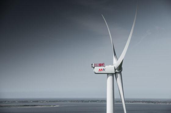 Vestas zoekt de grenzen op met windturbine van 9,5 MW