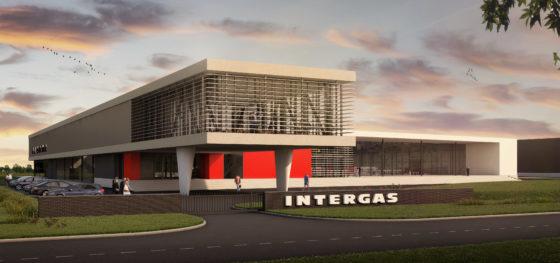 Nieuwe fabriek voor Intergas Verwarming Coevorden
