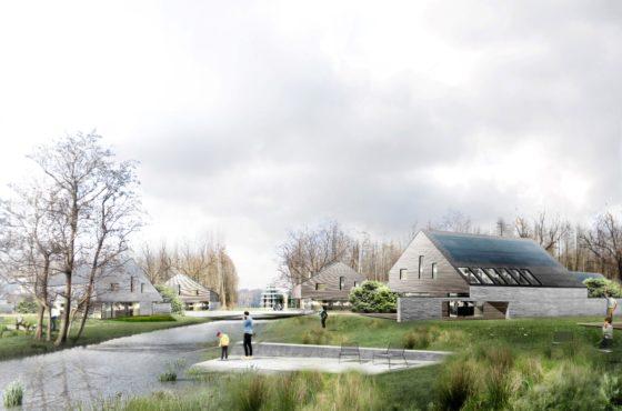 Tien villa's in voormalig kassengebied Leidschendam-Voorburg