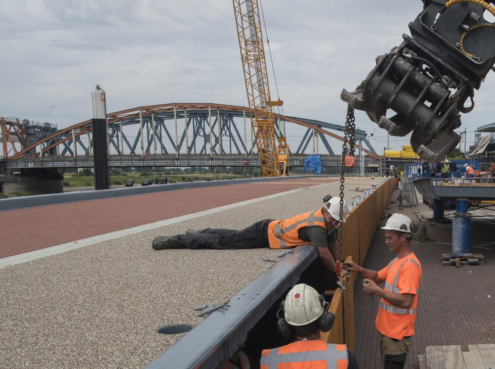 Bruggen bouwen in Zutphen