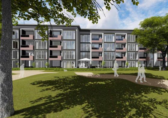 'Bejaardenhuis' De Klokkenbelt transformeert in modern zorgcentrum