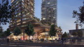 Amvest bouwt 3 mega-torens op stationsplein Eindhoven