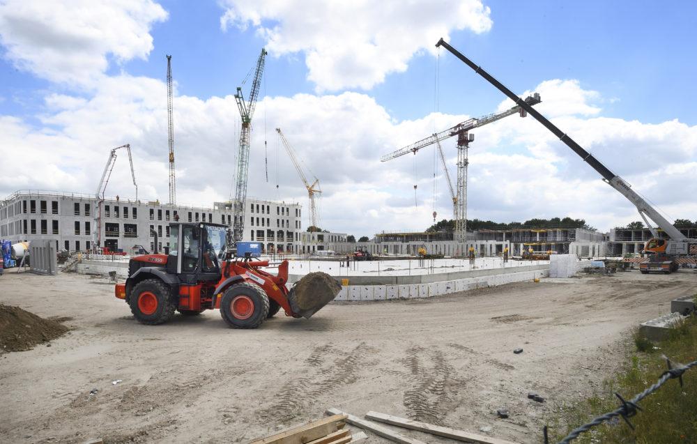 Nieuwbouw Amphia ziekenhuis Breda