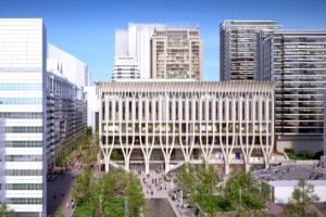 Bouw Onderwijs- en Cultuurcentrum Den Haag van start